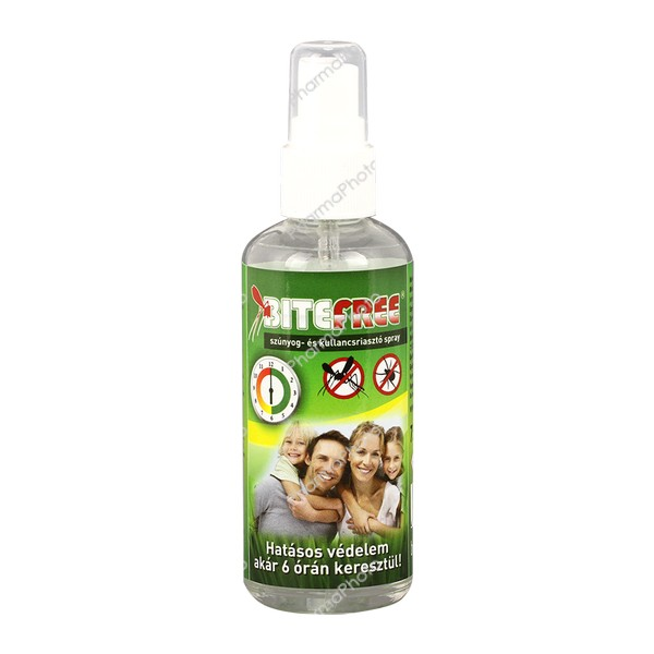Bitefree szunyog kullancsriaszto spray 75ml868720 2016 tn